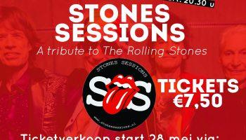 Grandcafé N-Joy Rolling Stones Tribute