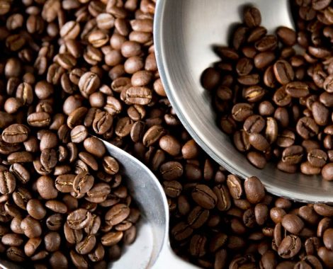 Grandcafé N-Joy - foto koffie