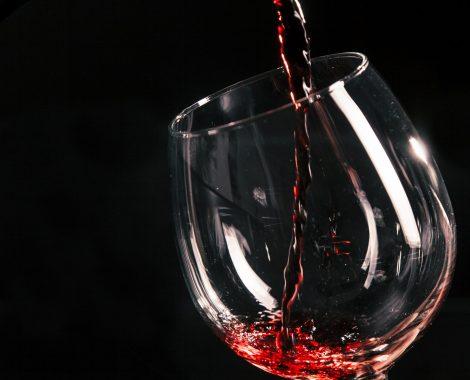 Grandcafé N-Joy - foto wijn